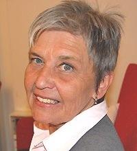 Ordförande Rut Niska Säfström